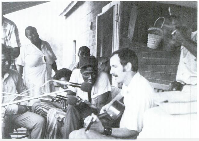 Evans fieldwork break